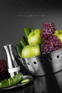 Steel – Fruit – 1393